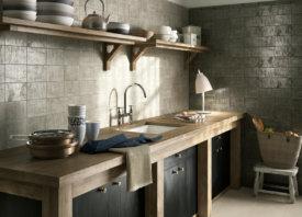 Charmante, landelijke wandtegel voor uw keuken