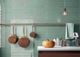 Frisse trendy look voor keuken