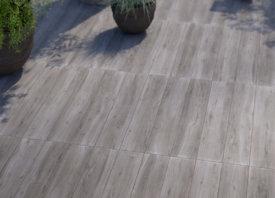 Houten terrastegels in keramiek: charmant én duurzaam