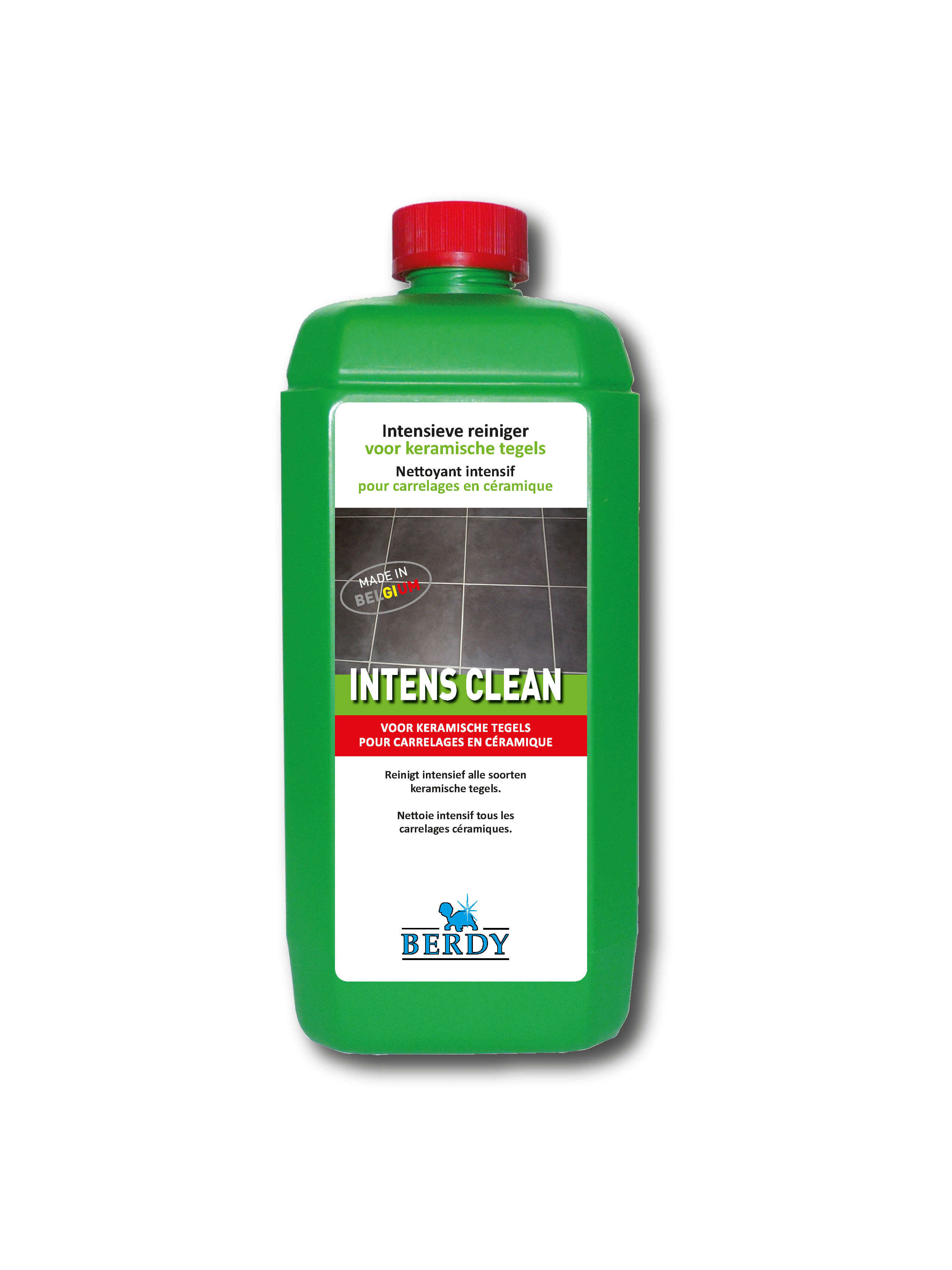Intensieve reiniger voor uw keramische vloer
