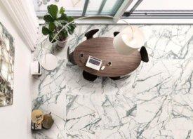 Keramisch marmerlook voor een stijlvol interieur