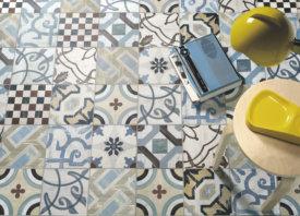 Patchwork tegels: charmant en praktisch