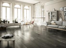 Prachtige tegel houtlook ideaal op vloerverwarming