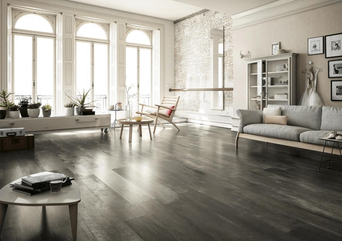 Prachtige tegel houtlook ideaal op vloerverwarming gilbo tegels