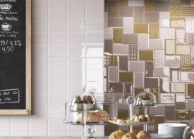 Retro Wandtegels Badkamer : Een kleurrijke retro wandtegel voor de keuken gilbo tegels
