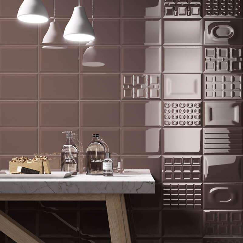 Speciale wandtegel voor uw keukenwand