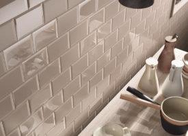 Tijdloze muurtegel voor de keukenwand