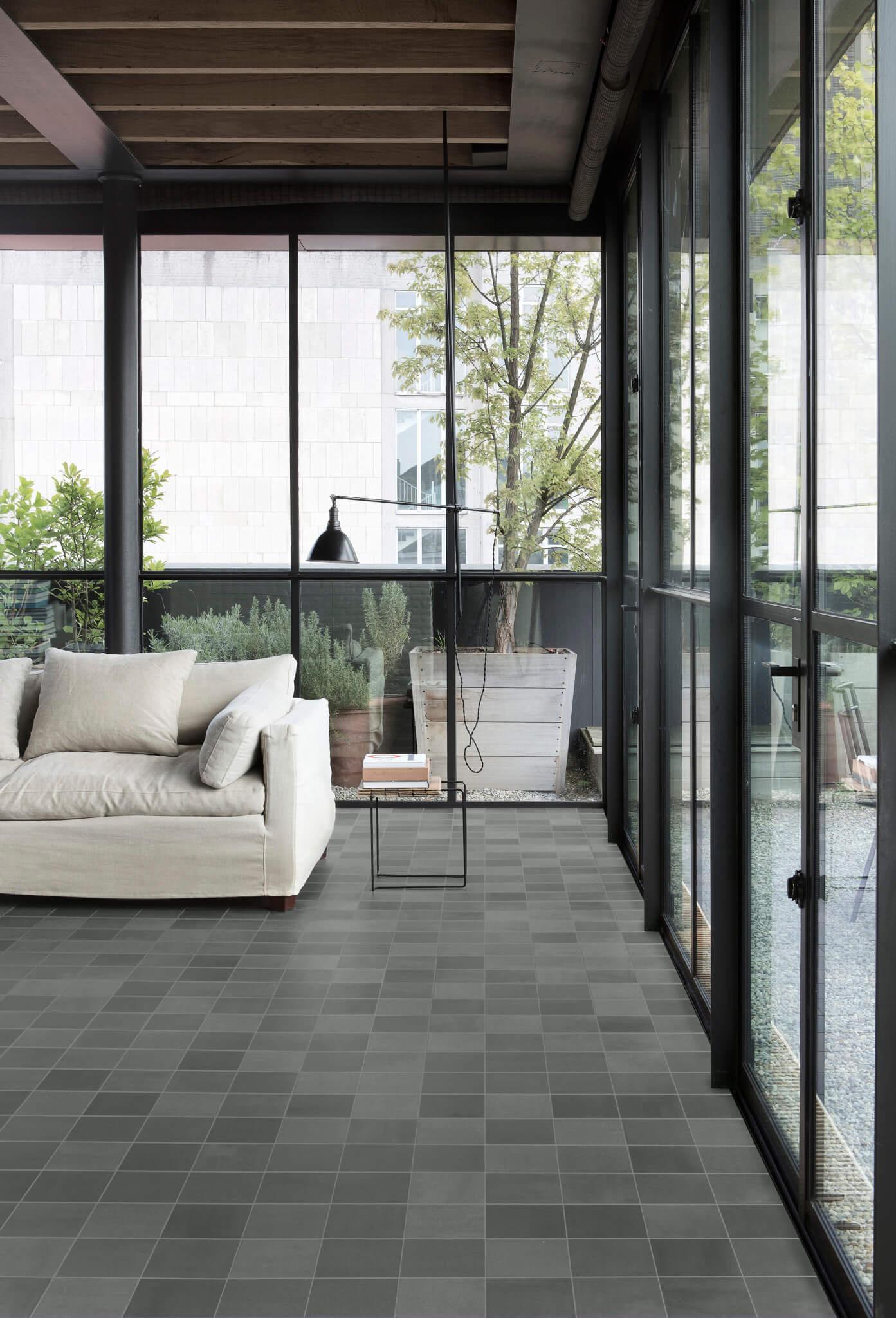 Vloertegels voor industrieel interieur - Gilbo tegels