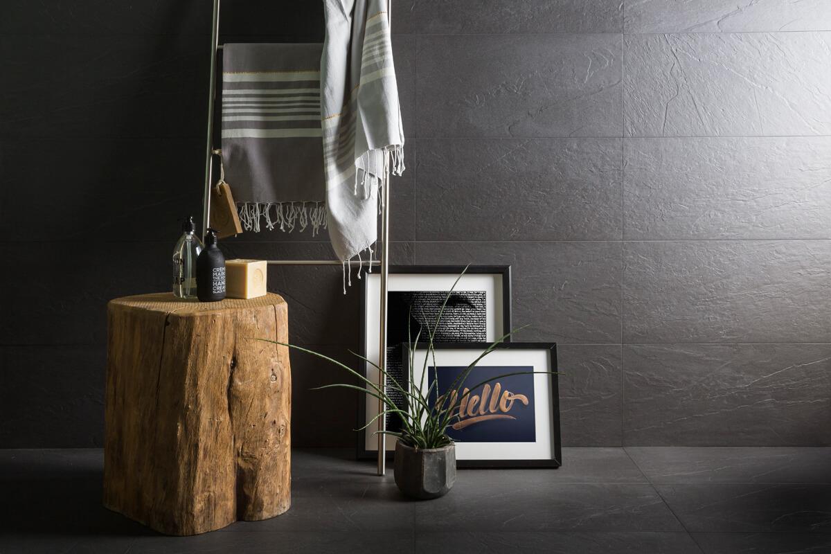 Wandtegel leisteen look: stijlvol én onderhoudsvriendelijk